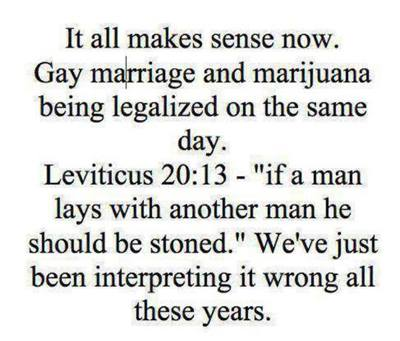 Legalized